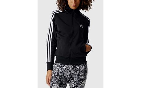 Mikina adidas Originals FIREBIRD TT Černá