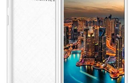 Mobilní telefon iGET GA7 (84000419) bílý