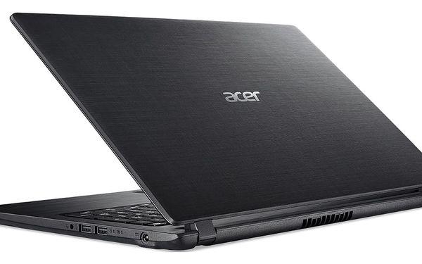 Notebook Acer 3 (A315-31-P672) (NX.GNTEC.012) černý Software Microsoft Office 365 pro jednotlivce CZ + Software F-Secure SAFE, 3 zařízení / 6 měsíců + Monitorovací software Pinya Guard - licence na 6 měsíců v hodnotě 2 278 Kč + DOPRAVA ZDARMA2