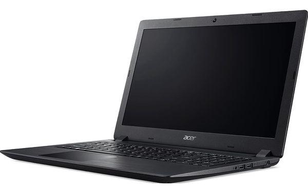 Notebook Acer 3 (A315-31-P672) (NX.GNTEC.012) černý Software Microsoft Office 365 pro jednotlivce CZ + Software F-Secure SAFE, 3 zařízení / 6 měsíců + Monitorovací software Pinya Guard - licence na 6 měsíců v hodnotě 2 278 Kč + DOPRAVA ZDARMA4