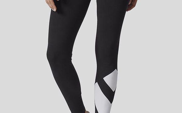 Legíny adidas Originals EQT LEGGINGS Černá