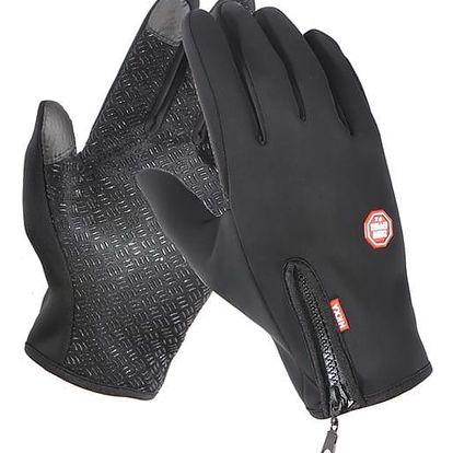 Nepromokavé rukavice s protiskluzovou úpravou – různé barvy