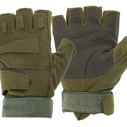 Pánské vojenské rukavice - 6 variant