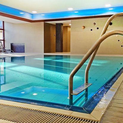 Severní Morava relaxačně v moderním 3* hotelu u zámku Hradec nad Moravicí + wellness neomezeně, polopenze a 1 dítě zdarma