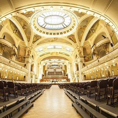 Nejznámější melodie Mozarta & Vivaldiho ve Smetanově síni Obecního domu 4. ledna 2018.