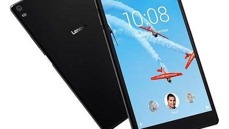 """Dotykový tablet Lenovo TAB4 8"""" PLUS LTE 16 GB (ZA2F0108CZ) černý + Doprava zdarma"""