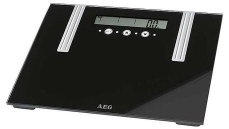 Osobní váha AEG PW 5571 černá + Navíc sleva 10 %