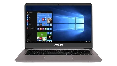 Notebook Asus Zenbook UX410UA-GV024T (UX410UA-GV024T) šedý + Doprava zdarma
