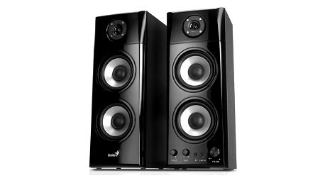 Reproduktory Genius SP-HF1800A 2.0 (31730908100) černá