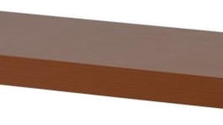 Nástěnná polička třešeň P-001 TR