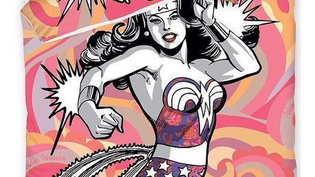 Carbotex povlečení Wonder Woman 140x200 70x80