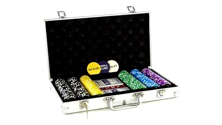 Garthen 1000 Poker set 300 ks design Ultimate