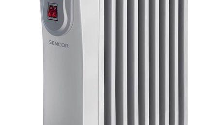 Sencor SOH 3009BE olejový radiátor