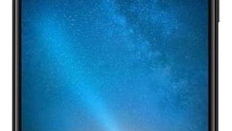 Mobilní telefon Huawei Mate 10 lite Dual SIM (SP-MATE10LDSBOM) černý Fitness náramek Huawei Band 2 Pro - černý (zdarma) + Doprava zdarma