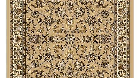 Spoltex Kusový koberec Samira 12002 beige, 160 x 225 cm