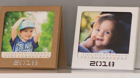Unikátní kalendář z vlastních fotografií