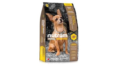 Granule NUTRAM Total Grain Free Small Breed Salmon Trout Dog 6,8 kg + Doprava zdarma