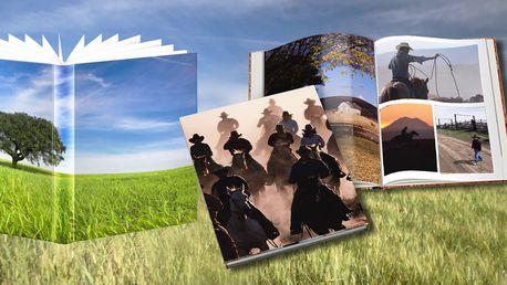 Kvalitní fotokniha na křídovém papíře