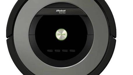 Vysavač robotický iRobot Roomba 866 + Doprava zdarma