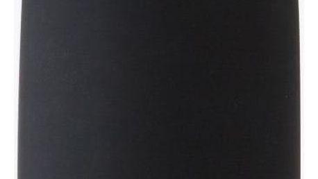 DESIGN LETTERS Lahev na vodu To Go Black 500ml, černá barva, plast