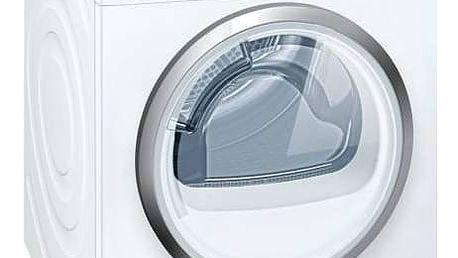 Sušička prádla Siemens WT47W540BY bílá + Navíc sleva 10 %