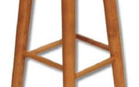 Barová stolička KT241 masiv buk