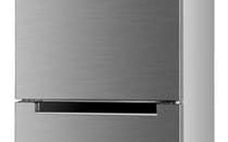 Kombinace chladničky s mrazničkou ETA 337590010 nerez + Navíc sleva 10 %