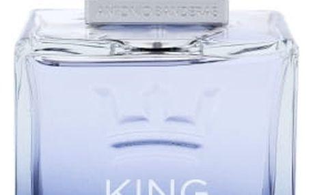 Antonio Banderas King of Seduction 100 ml toaletní voda pro muže