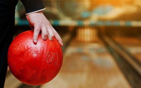 Hodina bowlingu až pro 6 hráčů v Bowling baru Slunečnice na Praze 4 na Chodově