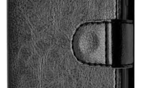 Fixed flipové pouzdro FIT, kolekce RedPoint, Huawei P9 Lite, černé