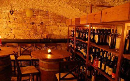 Vinařský kurz s degustací vín - 1, 3 nebo 5 kurzů