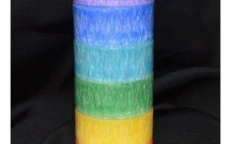 Vysoká svíčka Čakra