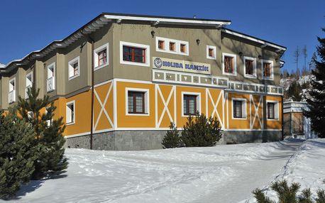 Apartmány nebo studia pod Tatrami v Kolibě Kamzík