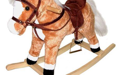 WIKY Kůň houpací, na baterie, 74 x 58 cm