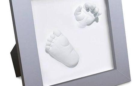 Sada pro otisk Happy Hands 3D DeLuxe Silver stříbrná