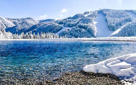 Vídeňské Alpy s wellness a lyžováním