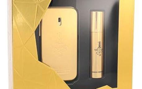 Paco Rabanne 1 Million EDT dárková sada M - EDT 50 ml + EDT 10 ml