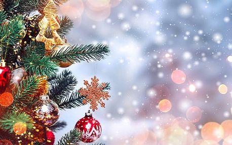 3–4denní wellness pobyt pro 1 i 2 na Vánoce i Silvestra v hotelu Bečva v Beskydech