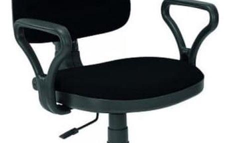 Kancelářská židle Bravo hnědo-béžová
