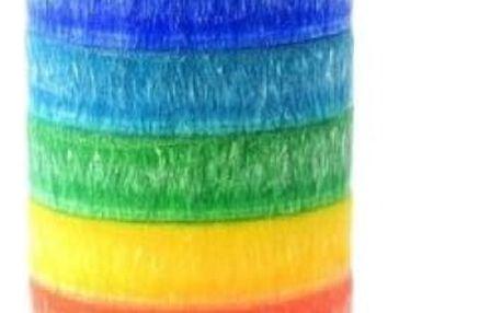 Barevná svíčka Čakra