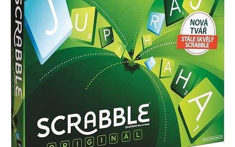 Hra Mattel Scrabble originál CZ + Doprava zdarma