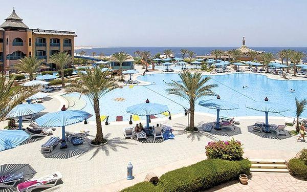 Egypt, Marsa Alam, letecky na 7 dní
