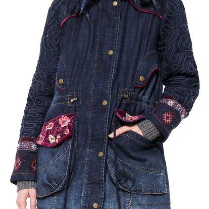 Desigual džínový kabát Natasha