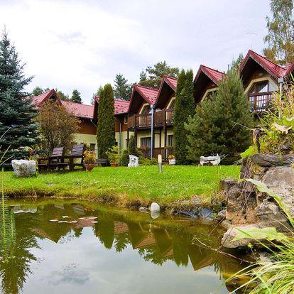 Slovenský ráj s pobytem v Park Hotelu Čingov ***