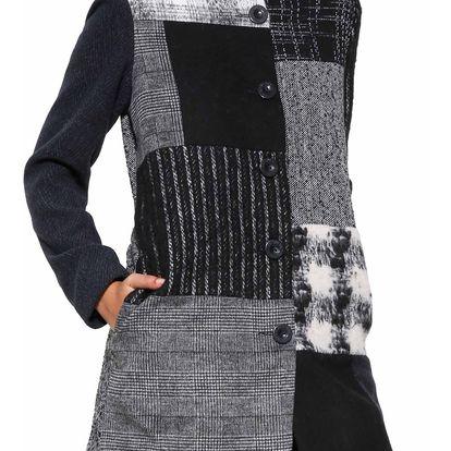 Desigual elegantní kabát Rosita