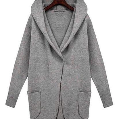 Maxi kabátek Angela