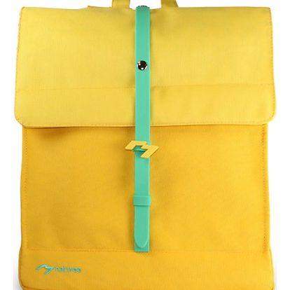 Žlutý batoh Natwee - doprava zdarma!