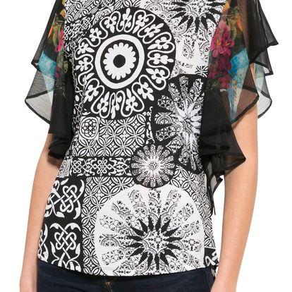 Desigual originální tričko Yovanna