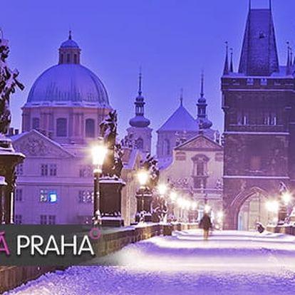 60-80min. naučně zábavná procházka Prahou pro rodiny s dětmi