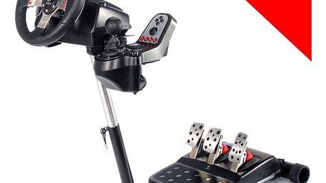 Stojan pro volant Wheel Stand Pro PRO DELUXE V2 (G7) černý